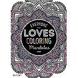 Bendon 63276 Mandalas Advanced Coloring Book