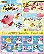 てくてく☆消しゴムマーチ フルコンプ8個入 食玩・ガム (星のカービィ)