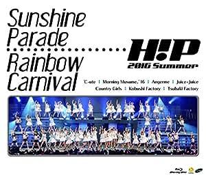 (仮)Hello!Project 2016 SUMMER ~ Sunshine Parade ~ Hello!Project 2016 SUMMER ~ Rainbow Carnival ~ [Blu-ray]