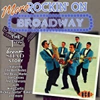 More Rockin' on Broadway by Various Artists (2002-07-29)