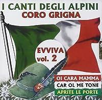 grigna coro - i canti degli alpini vol.2 (1 CD)