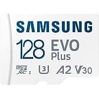 Samsung EVO Plus マイクロSDカード 128GB microSDXC UHS-I U3 最大転送速度13…