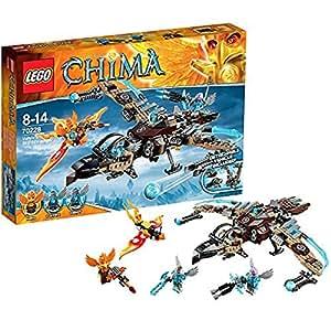 レゴ (LEGO) チーマ バルトリックスのスカイスカベンジャー 70228
