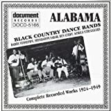 Alabama Black Country Dance Bands by Daddy Stovepipe, Ben Curry (1994-06-02) 【並行輸入品】