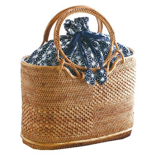 ナルミニさんのアタバッグ オリジナルタイプ 藍花 0