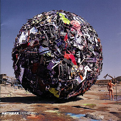 Stomp 442 / Anthrax