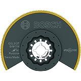 "Bosch OSL312T Starlock Titanium Bi-Metal Segmented Saw Blade, 3-1/2"""