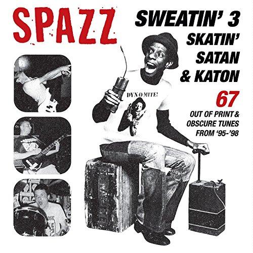 Sweatin' 3: Skatin', Satan & K