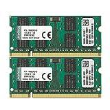 KTA-MB800K2/4G [SODIMM DDR2 PC2-6400 2GB 2枚組]