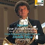 モーツァルト:ホルン協奏曲全曲、ホルンとオーケストラのためのロンド
