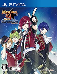 MARGINAL#4 IDOL OF SUPERNOVA - PS Vita