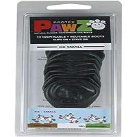 ポウズ (PAWZ) ラバードッグブーツ 12枚入 ブラック XXS サイズ
