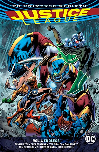 Download Justice League (2016-2018) Vol. 4: Endless (English Edition) B076DR2PPR