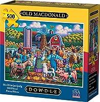 Dowdle Jigsaw Puzzle - Old Macdonald - 500 Piece [並行輸入品]