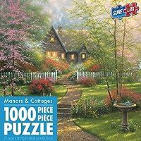 Abraham Hunter ドッグウッドコテージパズル 1000ピース