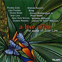 A Love Affair: The Music Of Ivan Lins by Various Artists (2000-09-26)