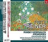 ライナー/リムスキー=コルサコフ/他:交響組曲「シェエラザード」/他 (NAGAOKA CLASSIC CD)