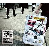 "LEGO BIG MORL BEST ALBUM ""Lovers, Birthday, Music"" 初回盤"