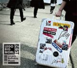 "LEGO BIG MORL BEST ALBUM ""Lovers, Birthday, Music"