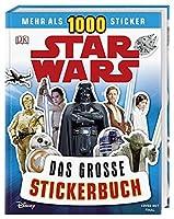 Star Wars(TM) Das grosse Stickerbuch: Mehr als 1000 Sticker