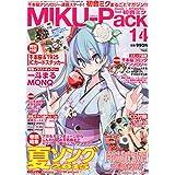 MIKU-Pack music & artworks feat.初音ミク 14 [雑誌]