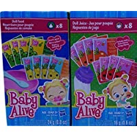 Baby Alive Doll Food & Juice Accessory Pack [並行輸入品]