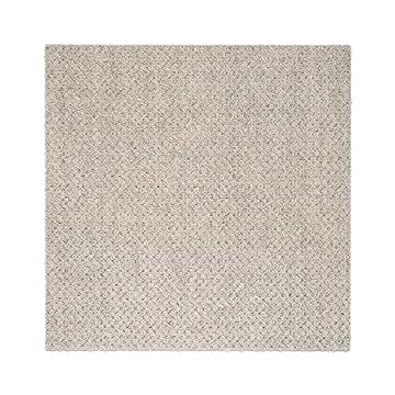 日東紡マテリアル 静床ライト 防音マット (50cm×50cm×10枚入) オフホワイト