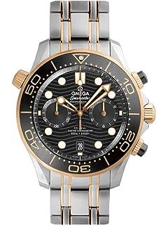 [オメガ] 腕時計 OMEGA 210.20.44.51.01.001 シーマスター ダイバー 300m クロノグラフ 44ミリ 新品 [並行輸入品]