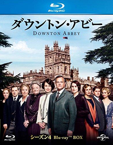 ダウントン・アビー シーズン4 ブルーレイBOX [Blu-ray]