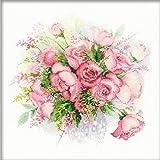 Watercolor Roses(クロスステッチキット)