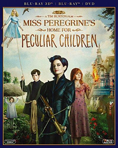 ミス・ペレグリンと奇妙なこどもたち 3枚組3D・2Dブルーレイ&...[Blu-ray/ブルーレイ]