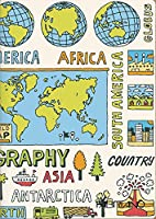 ファブリアーノ スクールサブジェクト A4ノート 40枚 L 地理学