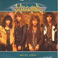 Miles away / Vinyl single [Vinyl-Single 7'']