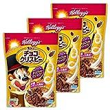 【Amazon.co.jp限定】 ケロッグ ココくんのチョコクリスピー 袋 260g×3個セット