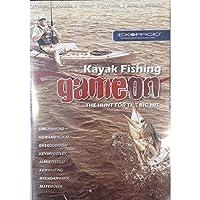 カヤック釣りゲームon DVD