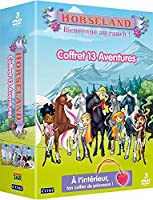Horseland, bienvenue au ranch ! - Coffret 13 aventures