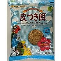 (まとめ買い)アラタ 小鳥用フード エブリバード 皮つき餌 4kg 猫用 【×3】