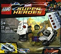 LEGO 5003084 Polybag - The Hulk by LEGO [並行輸入品]