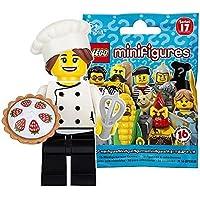 レゴ(LEGO) ミニフィギュア シリーズ17 グルメシェフ 未開封品 |LEGO Minifigures Series17 Gourmet Chef 【71018-3】