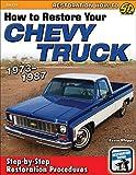洋書「How to Restore Your Chevy Truck 1973-1987」