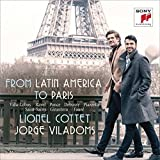 From Latin America to Paris: Works for Cello & Pno