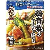 江崎グリコ できたて革命鶏青菜のオイスター炒めの素 90g×10個