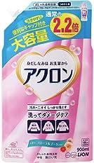 【大容量】アクロン おしゃれ着洗剤 フローラルブーケの香り 詰め替え 900ml