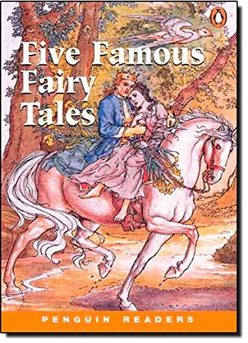 *FIVE FAMOUS FAIRY TALES           PGRN2 (Penguin Readers, Level 2)の詳細を見る