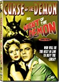 Curse of the Demon / Night of the Demon (Double Feature) [DVD] [Import]