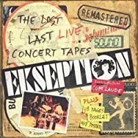 The Last Live Concert Tapes