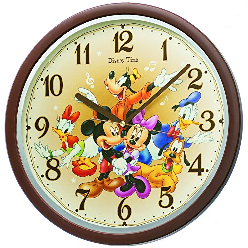 ディズニー掛け時計おしゃれ