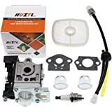 HUZTL Carburetor for Echo GT225 GT225i GT225L PAS225 PE225 PPF225 SHC225 SRM225 SRM225U Trimmer with Repower Maintenance Kit