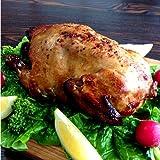 チキン 国産ローストチキン丸鶏 約800g×1羽 お家でカンタン調理 クリスマスパーティや記念日に焼き鳥【12月23日(日)着限定】