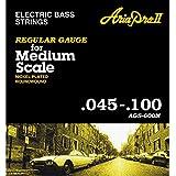 AriaProII アリアプロツー ベース弦 Medium Scale ミディアムスケール用 AGS-600M